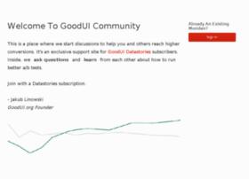 community.goodui.org