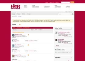 community.herinteractive.com