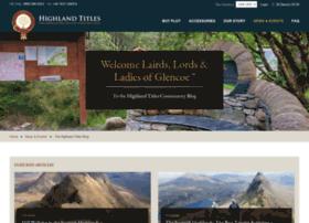 community.highlandtitles.com