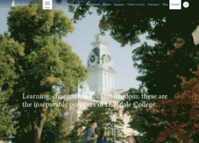 community.hillsdale.edu