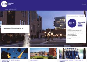 community.iulm.it