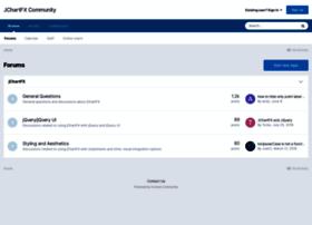 community.jchartfx.com