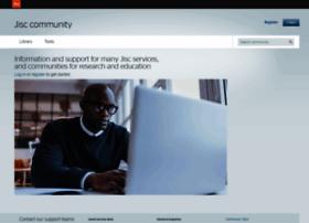 community.jisc.ac.uk