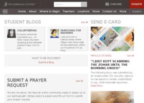 community.kabbalah.com