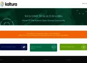 community.kaltura.org
