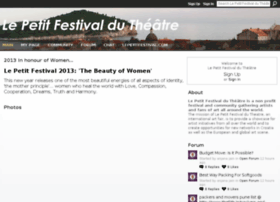 community.lepetitfestival.com