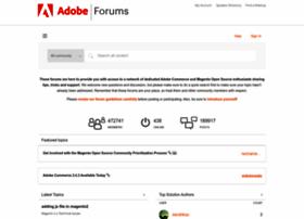 community.magento.com