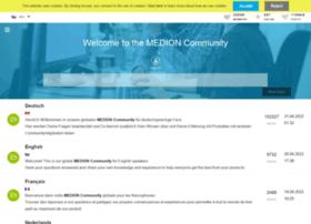 community.medion.com