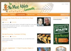 community.nomeatathlete.com
