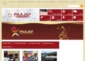 community.paajaf.org