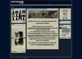 community.parosweb.com