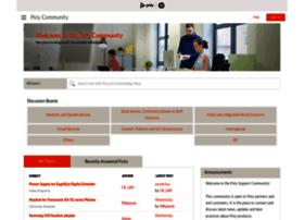 community.polycom.com