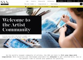 community.saa.co.uk
