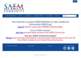 community.saem.org