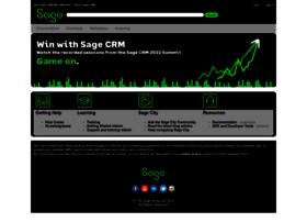 community.sagecrm.com
