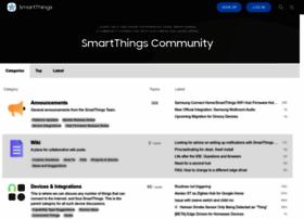 community.smartthings.com