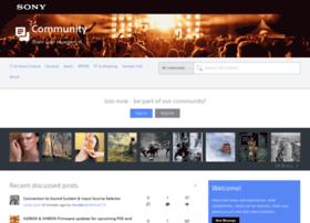 community.sony.com.mk