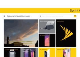 community.sprint.com