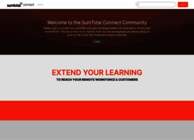 community.sumtotalsystems.com