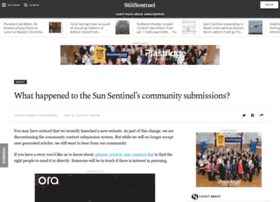 community.sun-sentinel.com