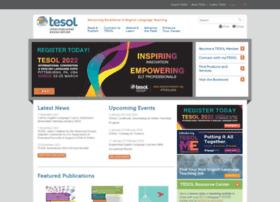 community.tesol.org