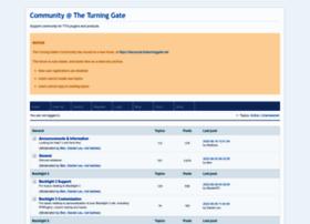 community.theturninggate.net