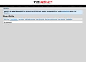 community.tuxreportsnetwork.com