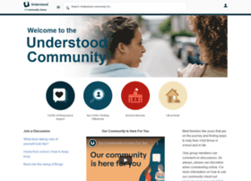 community.understood.org