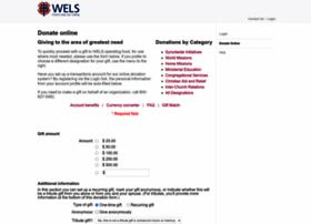 community.wels.net