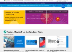 community.windows.com