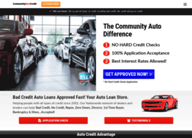 communityautocredit.com