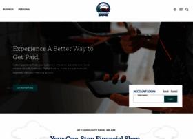 communitybanknet.com