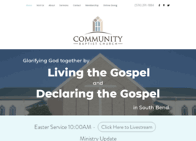 communitybaptist.com