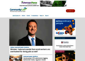 communitycare.co.uk