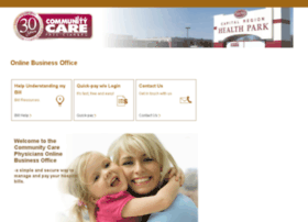 communitycare.patientsimple.com