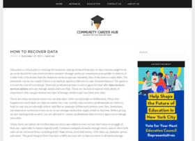 communitycareerhub.com.au