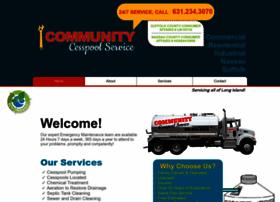 communitycesspoolserviceny.com