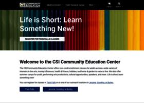 communityed.csi.edu