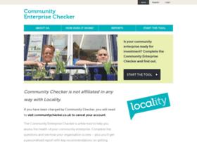communityenterprisechecker.org.uk
