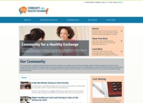 communityforahealthyexchange.com