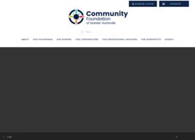communityfoundationhsv.org