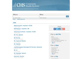 communityhealthsystems.jobs