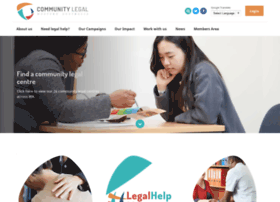 communitylaw.net