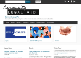 Communitylegalaid.org