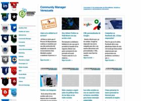 communitymanagervenezuela.wordpress.com