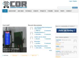 communityofrobots.com