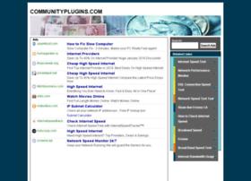 communityplugins.com