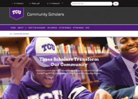 communityscholars.tcu.edu