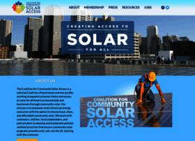 communitysolaraccess.org