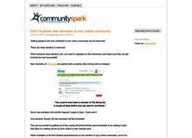 communityspark.com